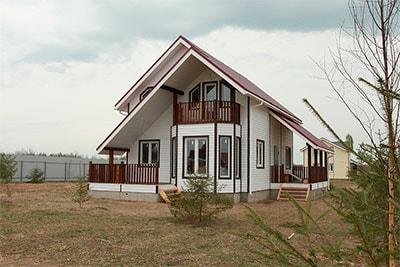 Заселены первые дома